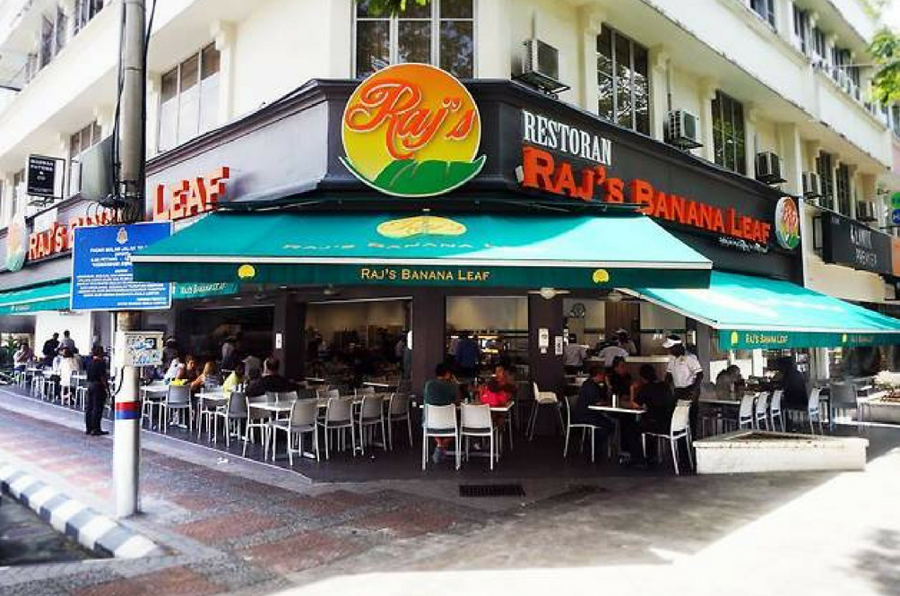 Raj's Banana Leaf Blames Staff For Dishwashing Mishap But Malaysians Are Not Having It